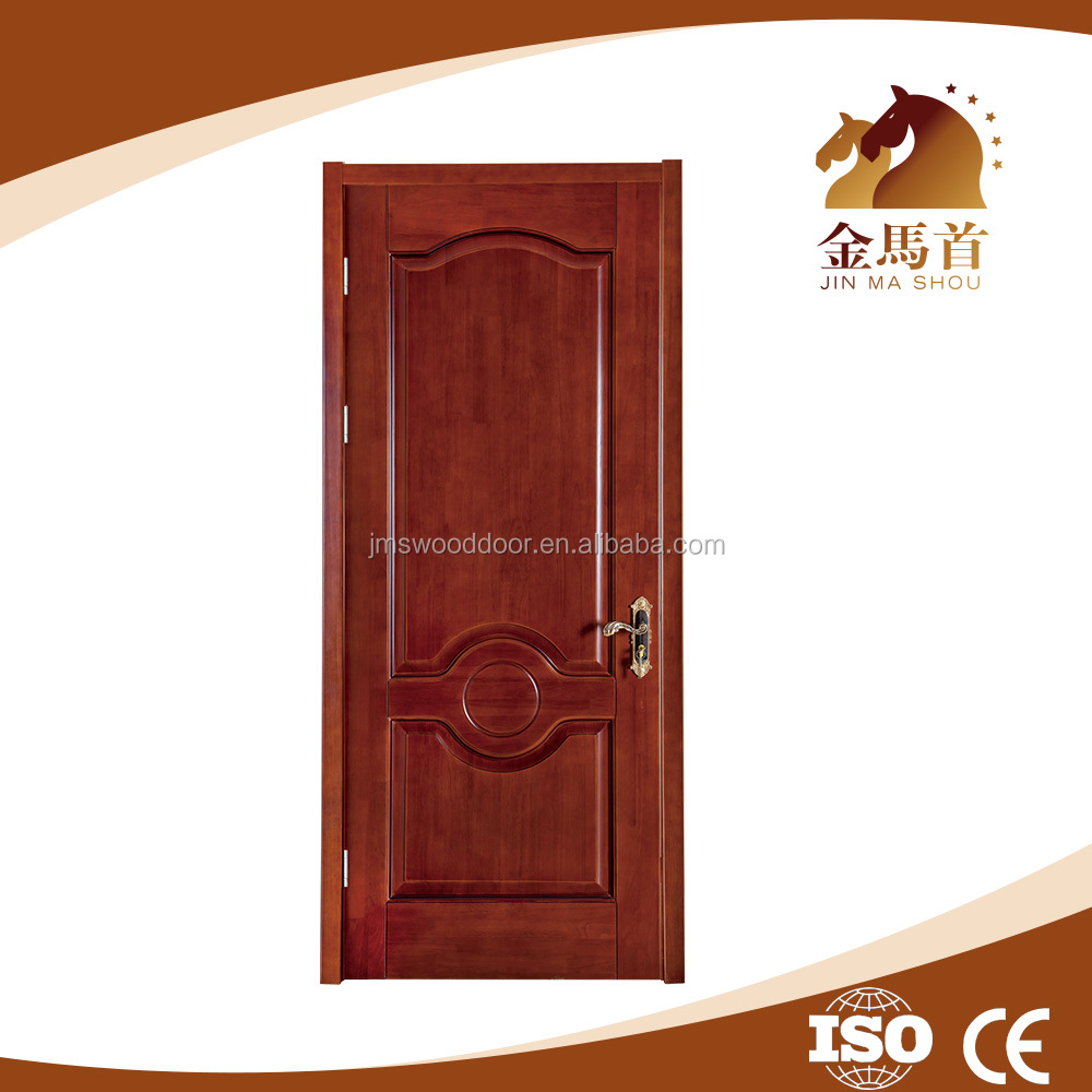 bedroom MDF painting finish wood door design