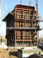 Fuel Coal Bulk Steam, Hot Water Boiler