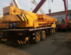 Used XCMG QY50K-I 50ton 100% made in china diesel engine crane for sale