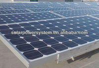 solar panel for home use 5000W hot sale solar electricity generating system