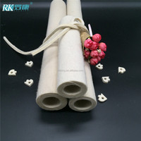 100% merino wool felt tube oiling rollers in the metal industry