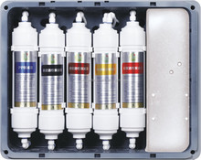 5 stages ro system / reverse osmosis water filter system water purifier / domestic undersink ro drinking water system
