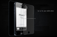 tempered glass screen protector for iphone6 6s 6plus anti shock for blackberry 9600