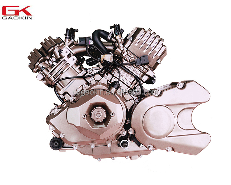 850CC V-Twin EFI Motorcycle Engine