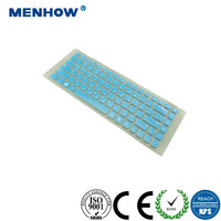 High Quality Silicon Rubber Soft Keyboard