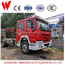 SINOTRUK 371HP 6x4 Dump Truck Curb Weights Made In China