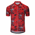 New Design Summer Style Quick-dry Cycling Jersey 2018 Men's Short Sleeve Cycling Tops Shirts Bicycle Cycling Jersey Custom