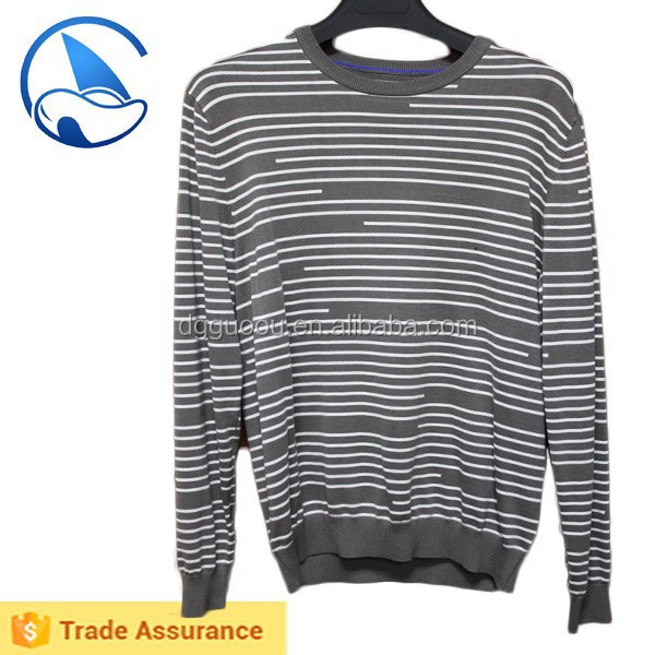 Mens Clothing Online Striped Jumper Sweaters