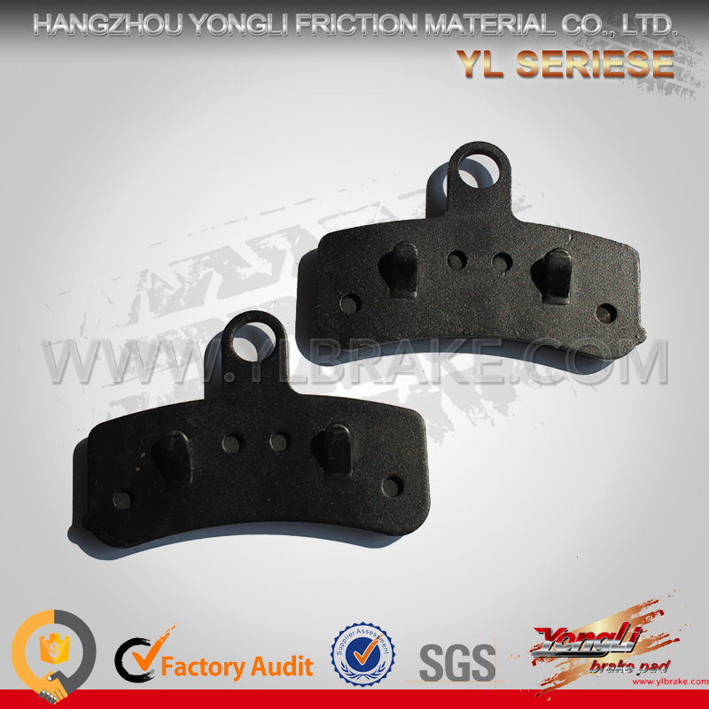 China Supplier Factory Selling Directly Brake Pads Motorcycle Parts And Accessories