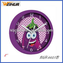 Wholesale antique 8 inch wall clock