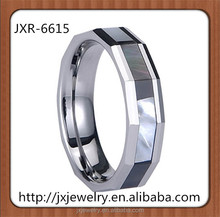 tibetan wide band four finger male ring jewelry