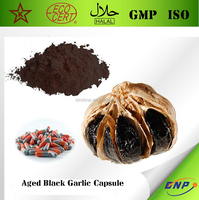 China BNP Provides 100% Natural Best Aged Black Garlic Extract
