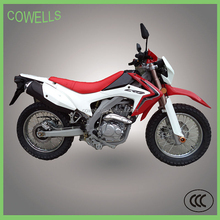 200CC Top Selling Dirt Motorbicycle For Africa In Wholesale