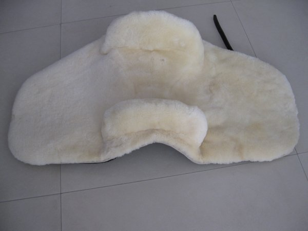 Horse products equipment 100% Australian Sheepskin Saddle Pad wool felt