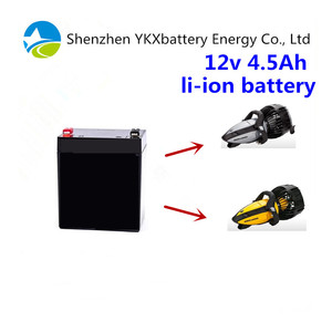 12V4.5Ah wheels foot electric scooter battery for toy standard