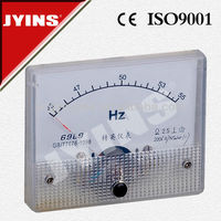 80*65mm CE high quality digital panel frequency meter