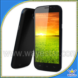 USA Colombia Best Selling 3G HSDPA 850/1900 MHz Telefon MTK 5''inch Smart QuadCore Phones 1g+4g