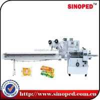 pillow food packaging machine