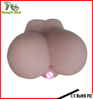 Artificial toy vagina male sex toys medical silicone vagina round ass online sex shop