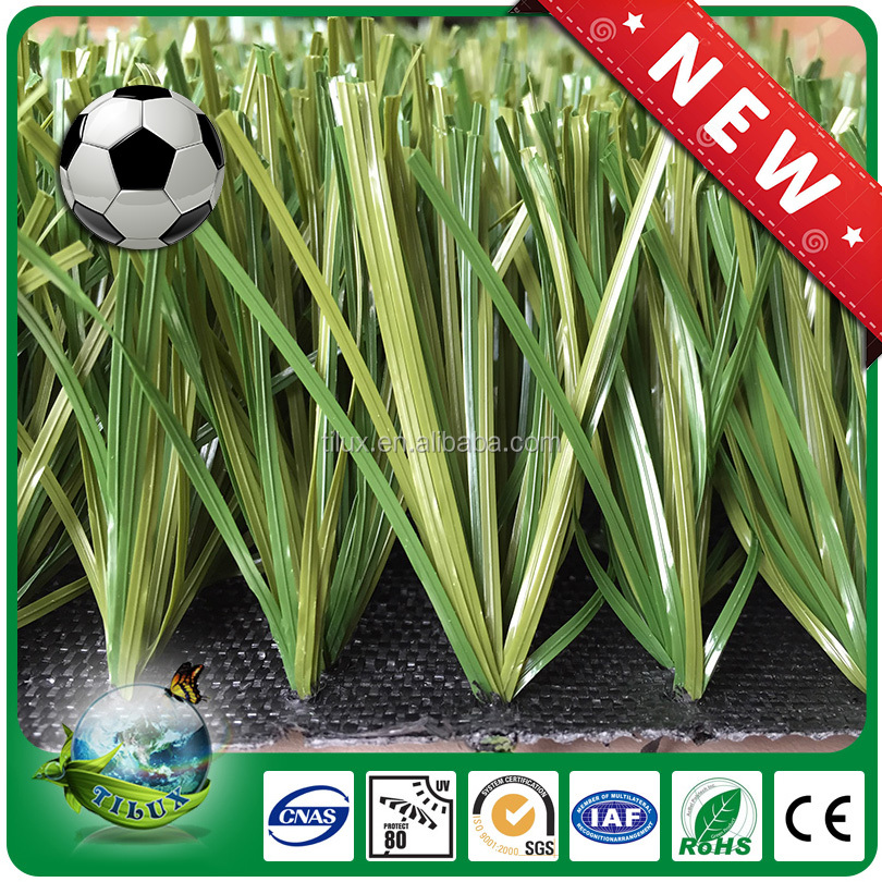 Cost Effective Green Football Cheap Artificial Grass Carpet