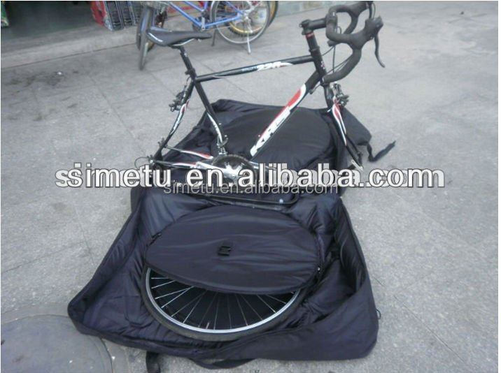 Bike Travel pocket/bike bags for air travel