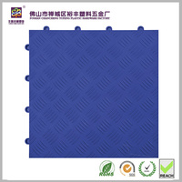 Hot sale the latest fashion blue artificial turf