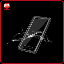 Factory Supply Transparent Ultra Thin TPU Cover Case for Blackberry Leap