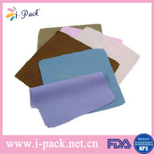 Custom microfiber spectacle cleaning polishing cloth,microfiber eyeglass cleaner