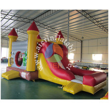 New PVC material Bouncer Type Kids Jumper Inflatable Dinosaur Bouncing House for sale