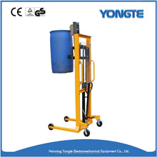 Bottom Price Industrial good quality Hydraulic manual hand stacker forklift