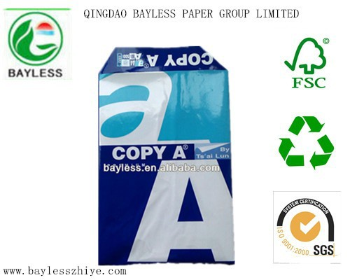 best price a4 paper packaging machine photocopy papers a4