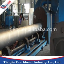 Leading Supplier of bs1387 galvanized Steel Pipe china alibaba steel pipe