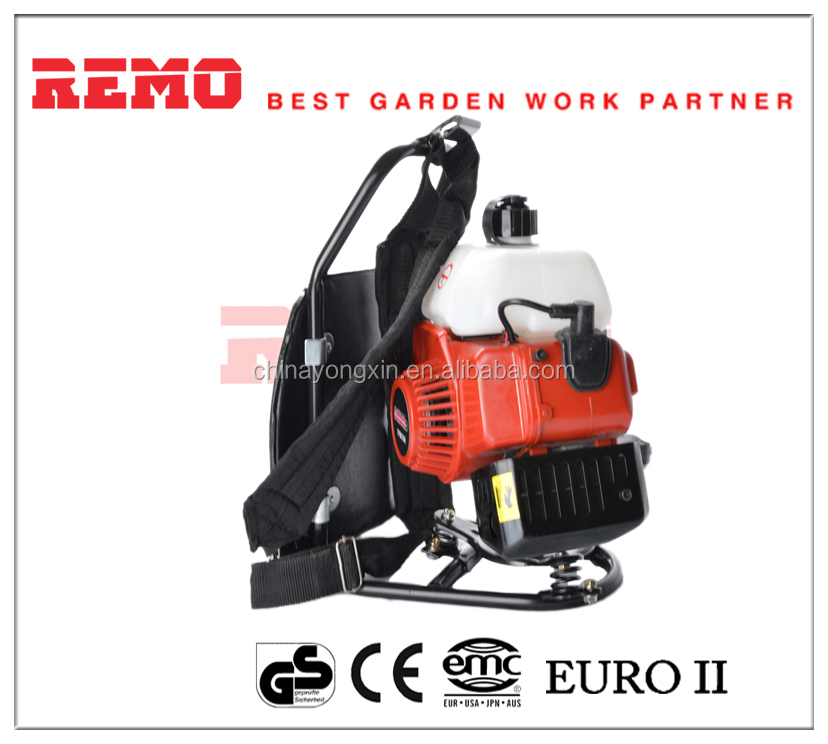 backpack brush cutter 40.2cc bush cutting machines