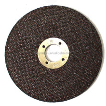 Abrasive cutting off disk for metal