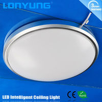 22w 40w LED Intelligent home Tuning light round lamp China supplier led ceiling fixtures