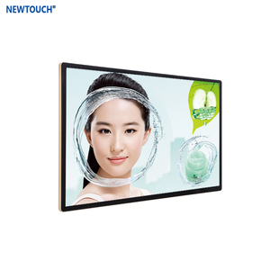 55inch Ultra thin media digital display advertising player