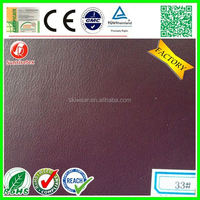 Eco friendly Anti aging upholstery fabric synthetic leather
