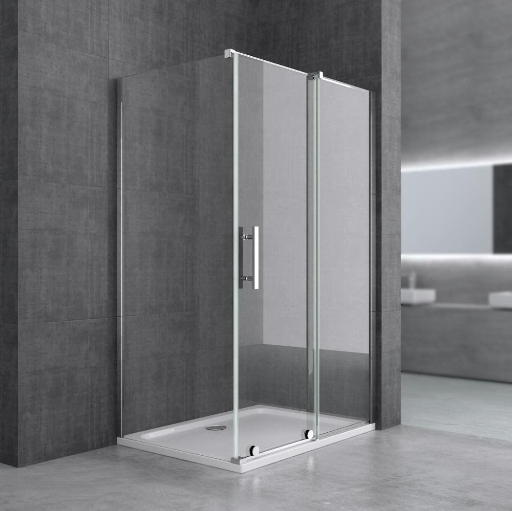 <strong>1200</strong> <strong>x</strong> 800 sliding shower enclosure