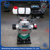 Concrete road tamping machine/construction gasoline tamping rammer