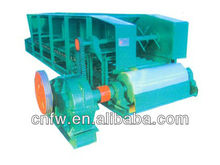 strong mixing double shafts horizental concrete mixer