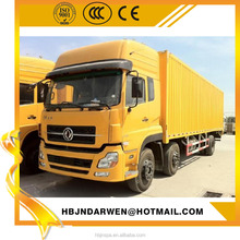25ton China van truck for sale