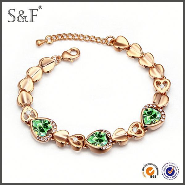 Crystal Fashion Luxury neoprene bracelets