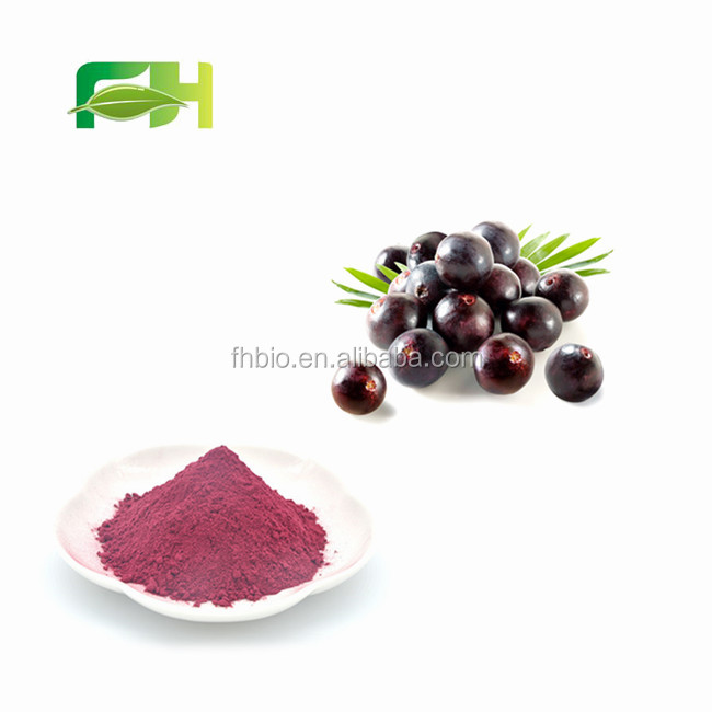 Natural Acai Berry Powder Extract , Acai Berry Extract