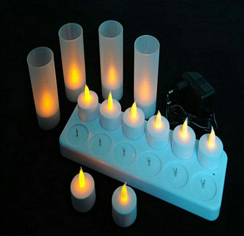 Rechargeable LED Candle,Tea light led Candle