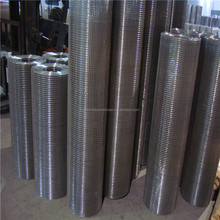 manufacturer burr-free Strong wear-resisting stainless steel 4x4 welded wire mesh