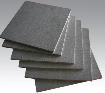 Reinforced Non-asbestos Decorative Fiber Cement Board