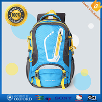 bright color trendy day hiking backpack