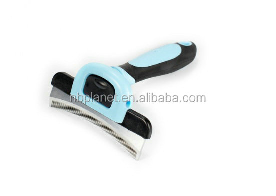 Pet Grooming comb Dog Shedding Tools Pet Hair Removal Comb