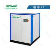 55KW AC Power Screw air compressor industrial air compressor manufacturer