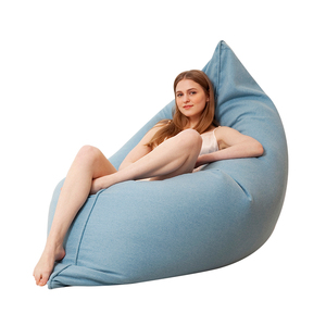 Bean Bag Cushion many sizes, colours, fabric for living room Soft Furnishings